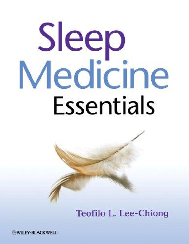 Sleep Medicine Essentials