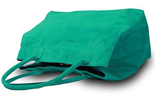 My-Musthave - Bolso al hombro para hombre Verde Turquesa medium
