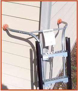 Multi-Pro for corners and more, ladder stand-off/ stabilizer by Ladder-Max (Image #8)