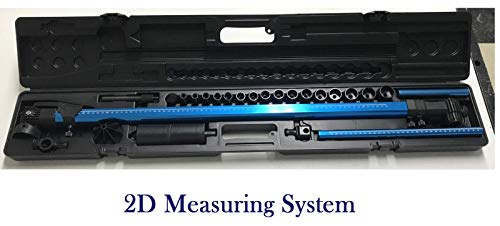 5 Star 2D Measuring System AUTO Body Frame Machine Tram Gauge Perfect Solution by 5 Star (Image #7)