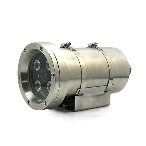 BFMore HD 2.0MP 1080P Explosion-proof Camera Stainless Steel 5-50mm Zoom