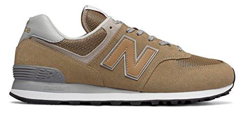 津波感心するスティーブンソン(ニューバランス) New Balance 靴?シューズ メンズライフスタイル 574 Hemp US 4.5 (22.5cm)