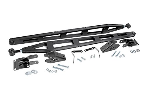 Rough Country 11001 GM Traction Bar Kit 11-18 Silverado/Sierra 2500HD 3500HD (Full Traction Suspension Lift)