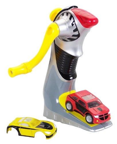 Kid Dyna Galaxy Dyna Kid Rides Nano Racer 4472d1