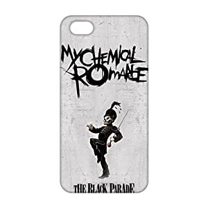 Fortune 3D Case Cover My Chemical Romance Phone Case for iPhone 5s
