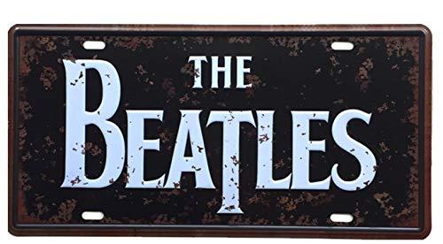 WholesaleSarong The Beatles Metal tin Sign Wall Lodge Cafe Nostalgic Girl Bedroom Decorating Ideas