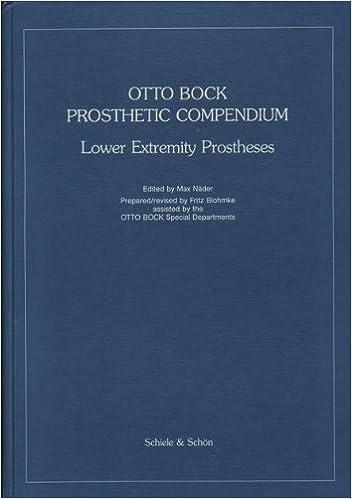 Otto Bock Prosthetic Compendium: Lower Extremity Prostheses: Fritz