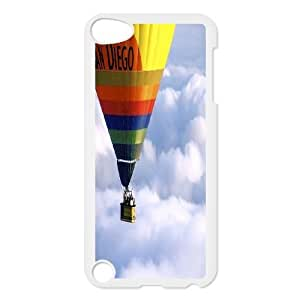 Fggcc Hot Air Balloon City Protective Case for Ipod Touch 5,Hot Air Balloon City Ipod Touch 5 Case Cover (pattern 3)