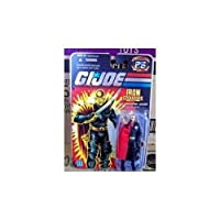 "G.I. JOE Hasbro 25th Anniversary 3 3/4"" Wave 5 Action Figure Iron Grenadier Leader Destro"