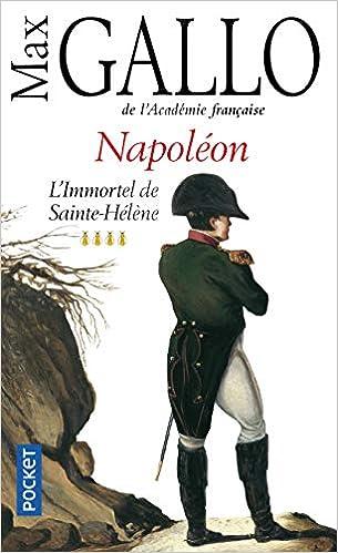 Hélène De Livres Gallo Max T4 4 L'immortel Sainte qEAnwC6wH