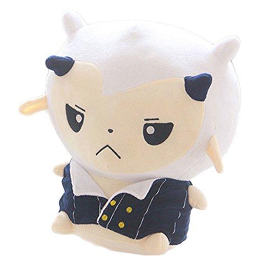 30cm Flower Travel Hwayugi Kawaii Pillow Goku Pigsy Devil Korean TV A Korean Odyssey Star Plush Toy Stuffed Cushion