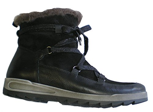 Nero sport 12 Donna Ara Boots st Rom 44627 0PAwvqn4