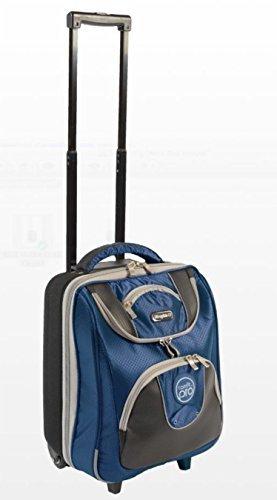 Bowl Trolley (Aero Bowls Comfitpro Ultraglide CX Blue Bowls Trolley Case by Aero)