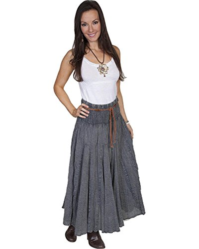 scully-womens-cantina-collection-full-length-skirt-charcoal-grey-large