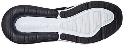 Nike 270 AIR Noir Flyknit Max Blanc 8q8wSxrR