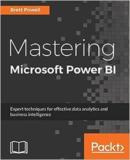 Mastering Microsoft Power BI: Expert techniques for effective data