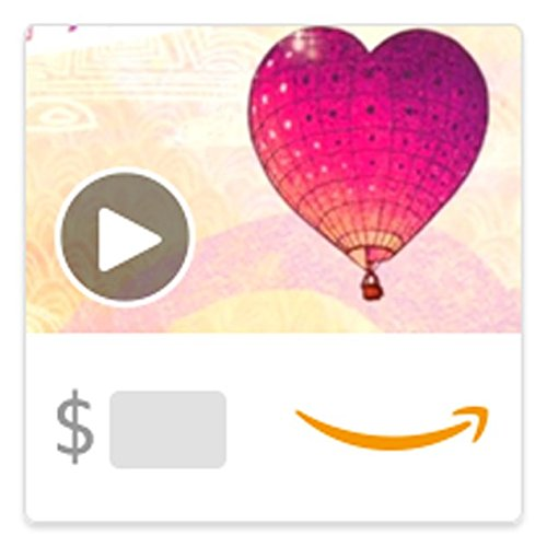 Amazon eGift Card - The Love You Share (Animated) [American Greetings]