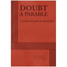 Doubt, A Parable - Acting Edition
