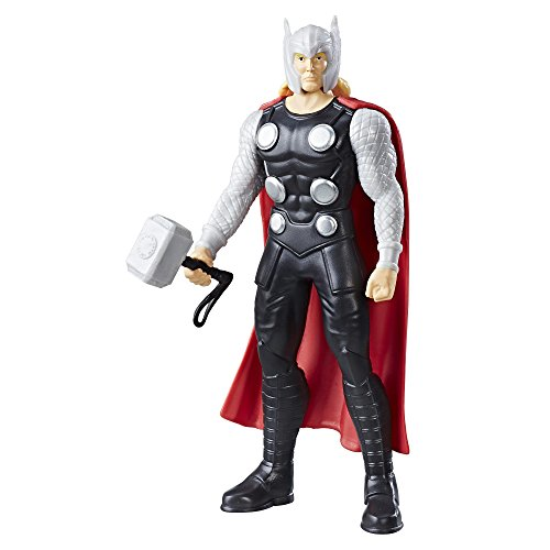 (Marvel Thor 6-inch Basic Action Figure)