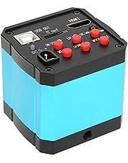 Cámara de microscopio industrial de salida HDMI estándar con adaptador de conversión para microscopio industrial(U.S. regulations)