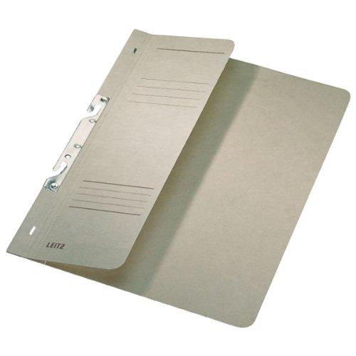Leitz Cartella con ganci Capacit/à fino a 170 fogli 37440015 80 gr//mq Cartoncino Manilla riciclato Giallo Formato A4