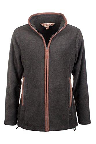 Jacket Huggate Ladies Fleece Rydale Forest Pftq4