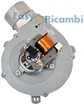 Motor aspirador Extractor humos para estufa de pellets fergas vfc1 ...