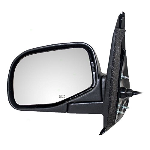 Drivers Power Side View Mirror Heated Replacement for Ford Explorer F5TZ 17683 C
