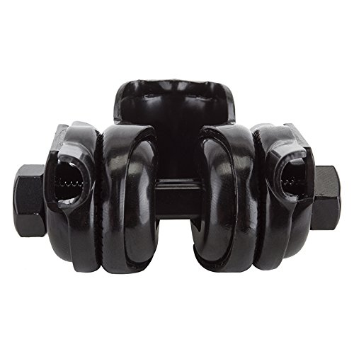 Sunlite Single Rail Saddle Clamp, (Bicycle Saddle Clamp)
