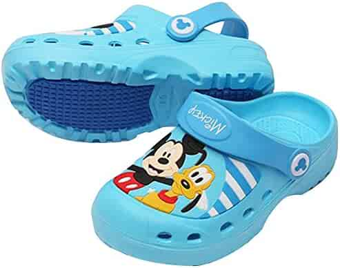 Joah Store Girls Boys Cartoon Characters Summer Mesh Athletic Shoes Parallel Import//Generic Product