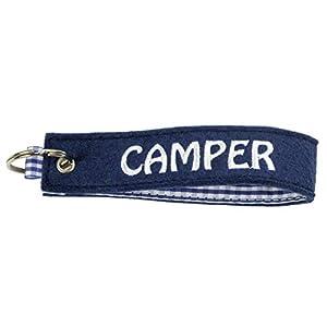 happyROSS Filz-Schlüsselanhänger Camper