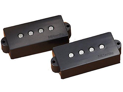 - DiMarzio DP250BK Area P Bass Black w/Bonus Deluxe Rock Island Sound Picks (x3) 663334039575