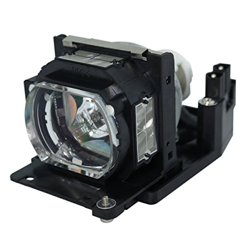 AuraBeam Professional Replacement Projector Lamp for Geha 60-201905 With Housing (Powered by (201905 Projector Lamp)