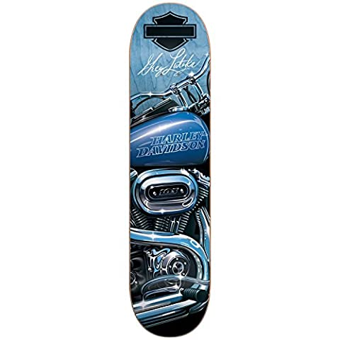 DARKSTAR Dyna Deck, Greg Lutzka, Size 8.125 - Darkstar Skate Decks