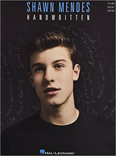 Shawn Mendes - Handwritten: Amazon.es: Mendes, Shawn: Libros en ...