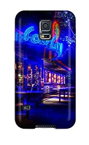 Snap-on Case Designed For Galaxy S5- Place