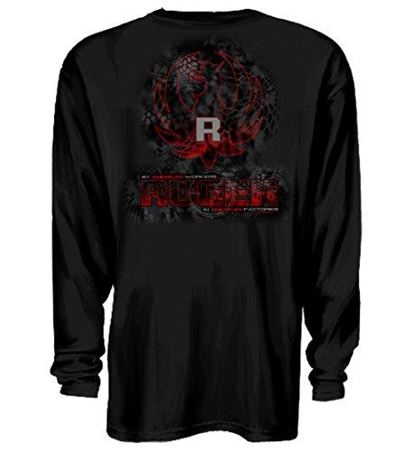 Ruger Kryptek Digital Mens Long Sleeve Shirt Large