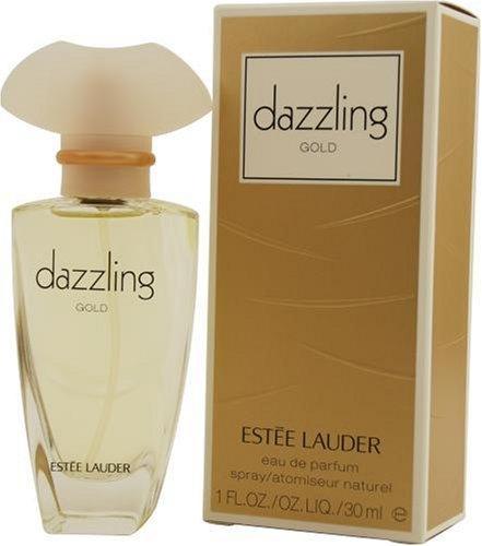 Dazzling Gold By Estee Lauder For Women, Eau De Parfum Spray, 1-Ounce Bottle