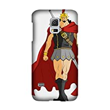 One Piece Kyros Hard Back Case Cover Skin For Samsung Galaxy S5