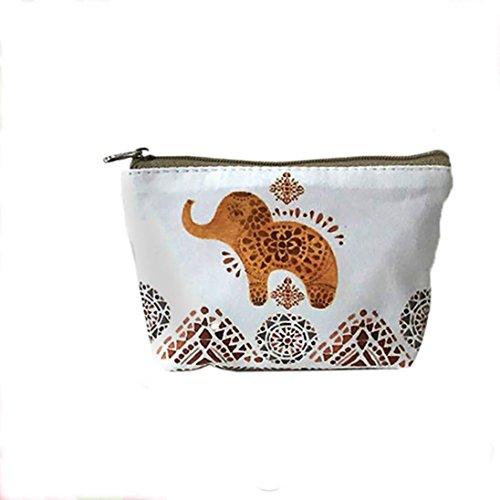 Y56 - Bolso mochila de Lona para mujer S A