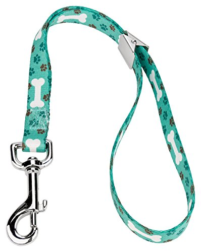 - 1 - Country Brook Petz­ 5/8 Inch Oh My Dog Spring Loaded Grooming Loop