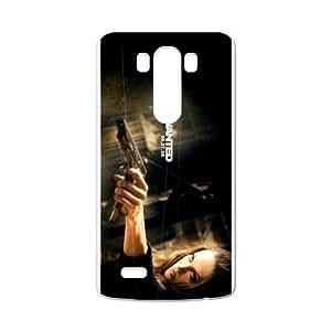 Movie Sleep Beauty Angelina Jolie Custom Case for LG G3 (Laser Technology)