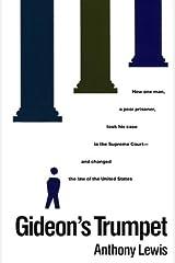 Gideon's Trumpet Kindle Edition