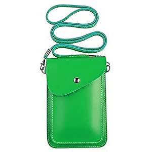 HP 6.5 inch Fashion Handbags for iPhone/Samsung and Others (Assorted Colors) , Black