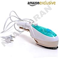 Nyalkaran Portable Steam Iron Handheld Garment Steamer Household Garment Ironing for Cloths (multi-color)