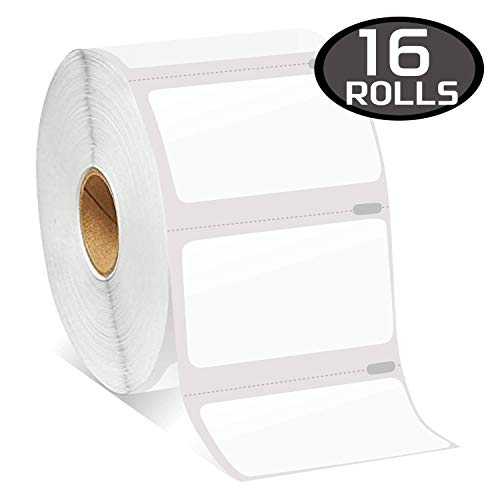 (16 Rolls DYMO 30334 Compatible 2-1/4