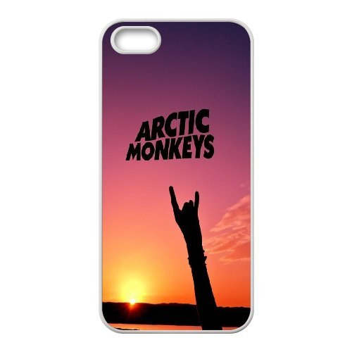 High quality Arctic Monkey logo, Rock band music,Arctic Monkey band protective case cover For Iphone 4 4S case cover QH596718768