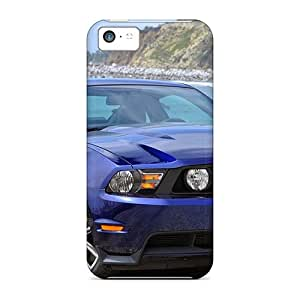 AaronBlanchette Iphone 5c Protective Hard Cell-phone Cases Customized Lifelike Ford Mustang Skin [mCU864mexc]