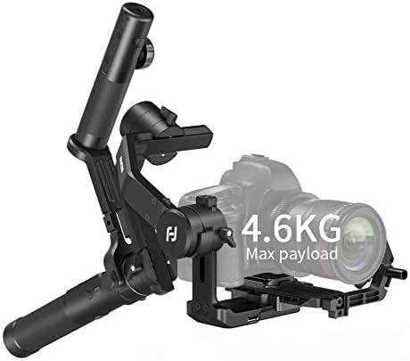 Feiyutech Ak4500 Kamera Gimbal Dslr Stabilisator Handheld Camera Stabilizer Lcd Touch Panel 3 Achsen Bis 4