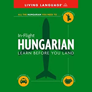 In-Flight Hungarian Hörbuch